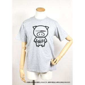 セガ SEGAハード×豊天商店・Tシャツ セガサターン グレー Lサイズ