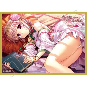 きゃらスリーブコレクション マットシリーズ 千の刃濤、桃花染の皇姫 鴇田奏海(No.MT294)