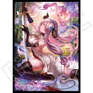 きゃらスリーブコレクション マットシリーズ Shadowverse 揺らぎの斬姫・ナルメア(No.MT501)