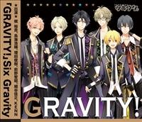 ツキウタ。シリーズ  Six Gravityユニット曲「GRAVITY!」初回限定版