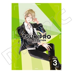 TSUKIPRO THE ANIMATION  第3巻【DVD】
