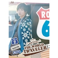 小澤廉 THE WORLD TRAVELER「backside」Vol.2