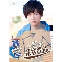 小澤廉 THE WORLD TRAVELER「backside」Vol.3
