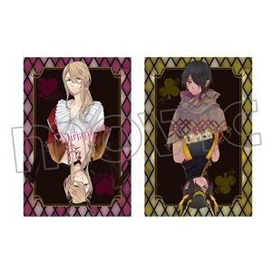 宵夜森ノ姫ポストカード 2枚セット ミリヤム&ウルリヒ
