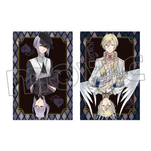 宵夜森ノ姫ポストカード 2枚セット ユリアン&エーレンフリート