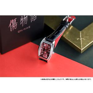 【受注生産】西尾維新大辞展 傷物語 腕時計