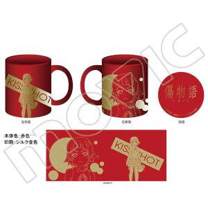 傷物語〈�T鉄血篇〉 マグカップ