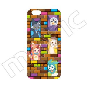 ポッピンQ スマートフォンケース/iPhone6&iPhone6S