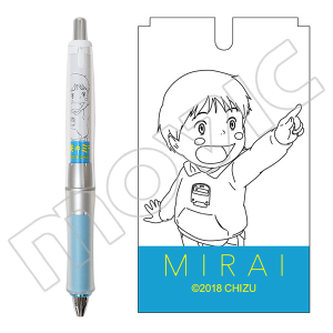 未来のミライ ドクターグリップボールペン