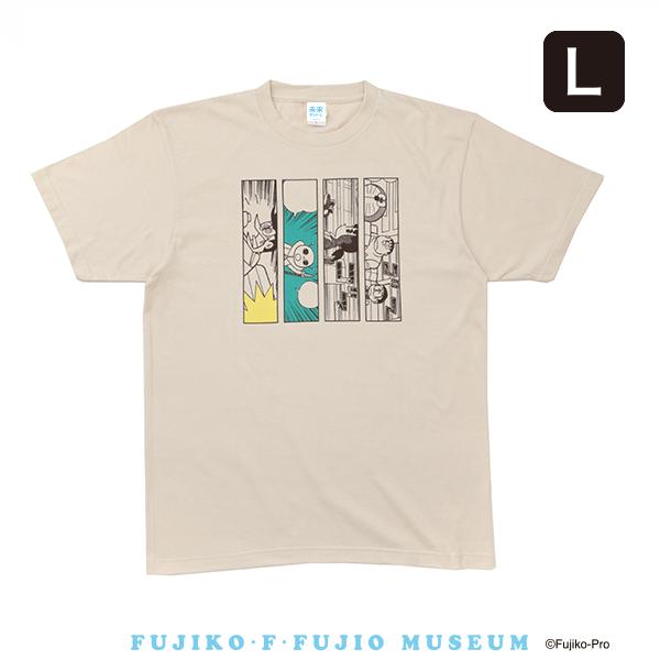 Tシャツ のび太の宇宙小戦争(5人とパピ)L