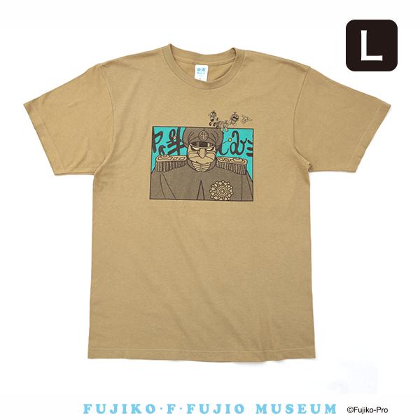 Tシャツ のび太の宇宙小戦争(ギルモア将軍)L
