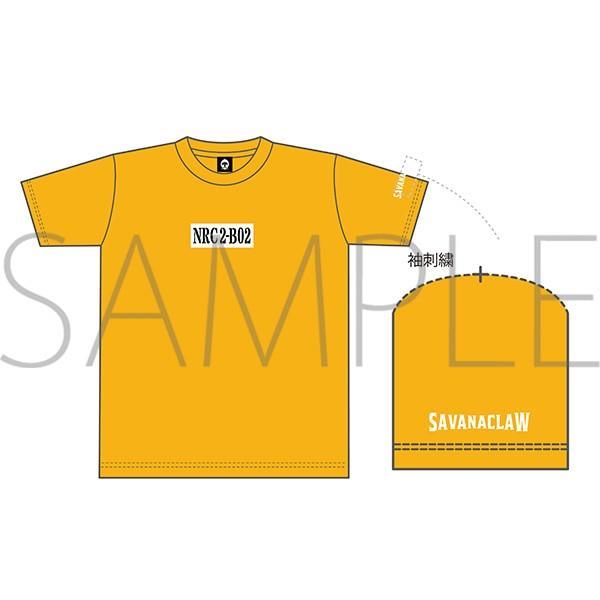 出席番号デザインTシャツ ラギー