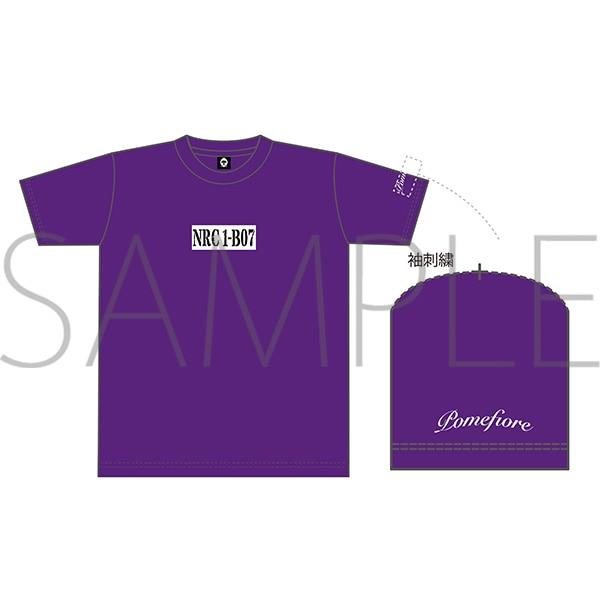 出席番号デザインTシャツ エペル