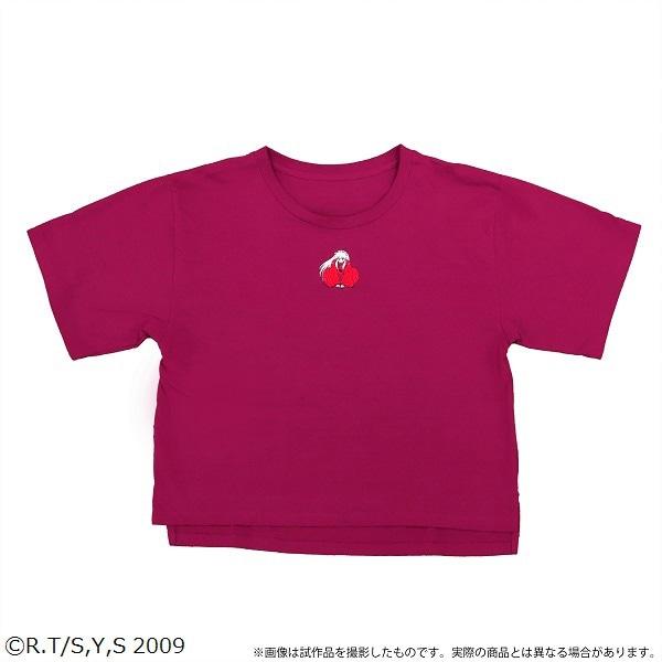 犬夜叉-アニメの軌跡展- Tシャツ 犬夜叉