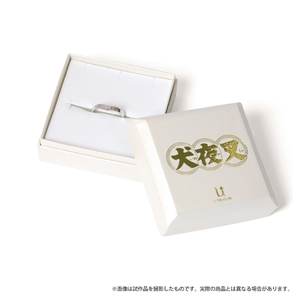犬夜叉 リング 殺生丸(10KWG製)9号【受注生産商品】
