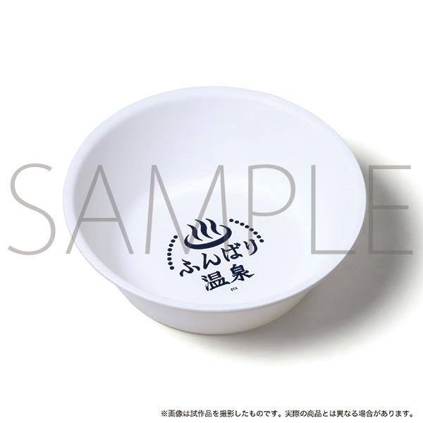 シャーマンキング展ゴーイング出雲開催記念通販 ふんばり温泉風呂桶&手ぬぐいセット