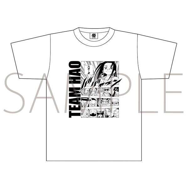 シャーマンキング展同時通販 Tシャツ ハオ L