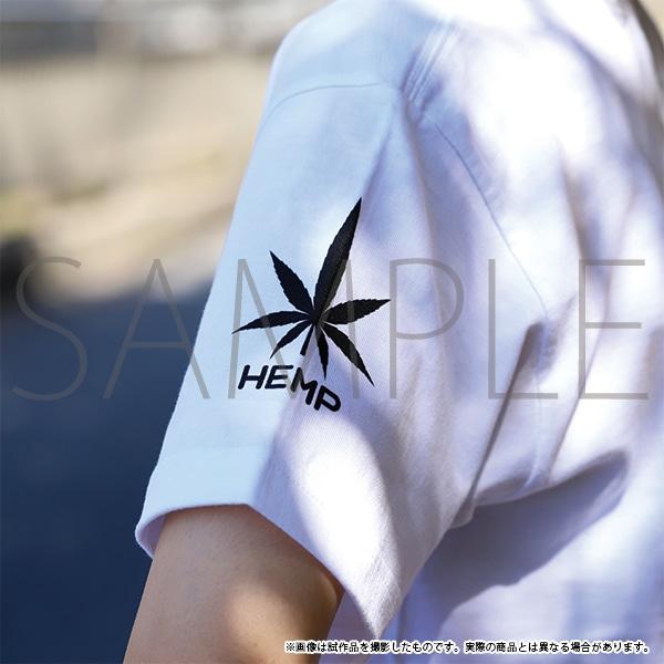 シャーマンキング展ゴーイング出雲開催記念通販 葉のヘンプTシャツ L