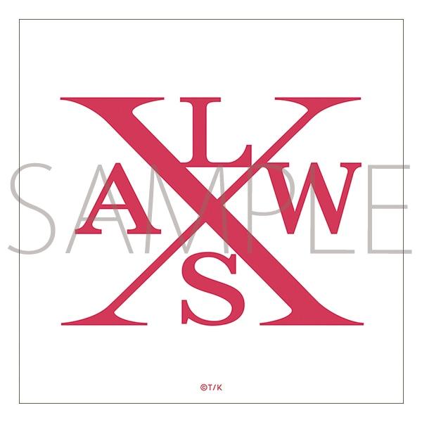 シャーマンキング展ゴーイング出雲開催記念通販 X-LAWSハンドタオル