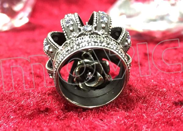 新テニスの王子様 跡部誕生日王冠ペンダント 〜Atobe Birthday crown pendant〜