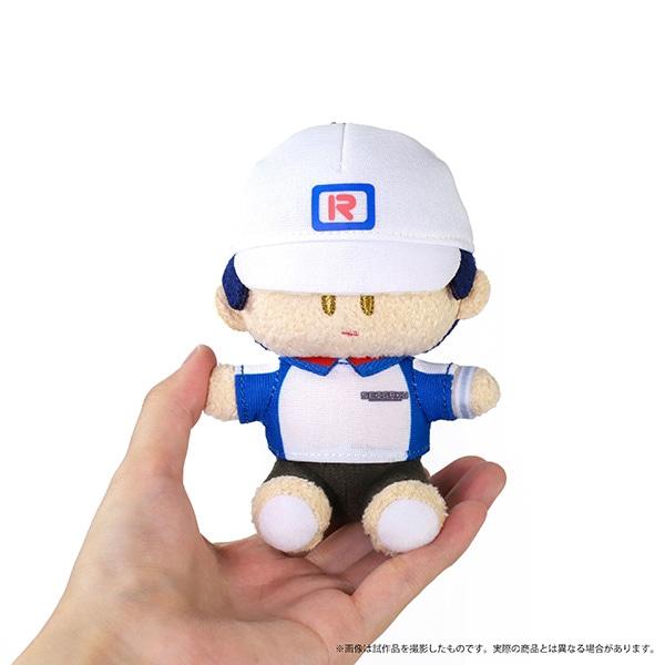 新テニスの王子様 よりぬいミニ(ぬいぐるみマスコット) 第二弾 木手 永四郎