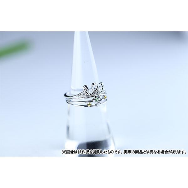 【11号】新テニスの王子様 謙也&財前指輪〜Doubles Ring〜【受注生産限定】