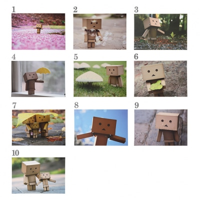 【ポストカード】365 Days of Danboard/No.002
