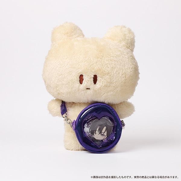 痛めいと MiMi-pochette(ミミ・ポシェット) クリアハートブルー