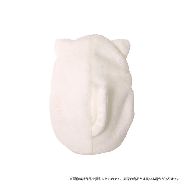 パペラの着ぐるみ 白猫