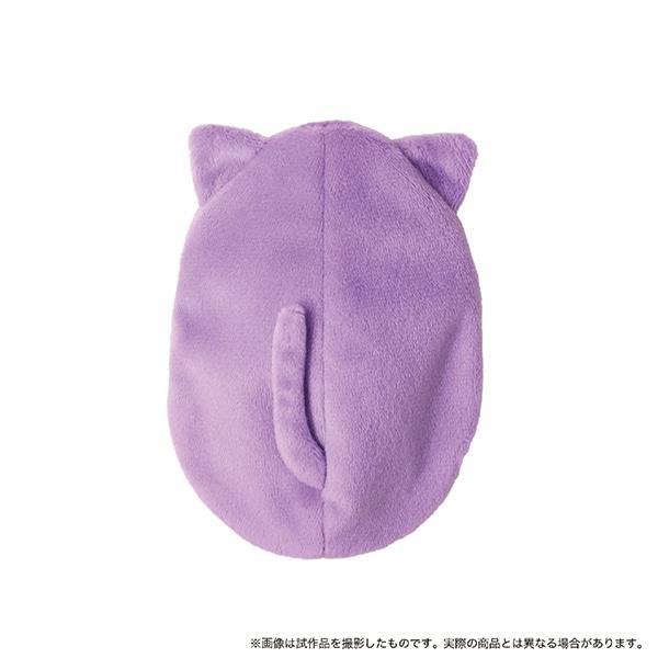 パペラの着ぐるみ 淡紫猫