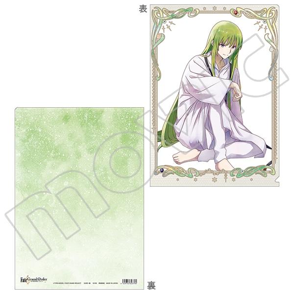 Fate/Grand Order -絶対魔獣戦線バビロニア- クリアファイル エルキドゥ