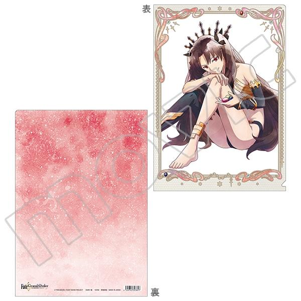 Fate/Grand Order -絶対魔獣戦線バビロニア- クリアファイル イシュタル