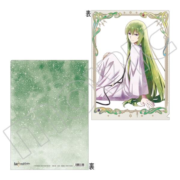 Fate/Grand Order -絶対魔獣戦線バビロニア- クリアファイル キングゥ