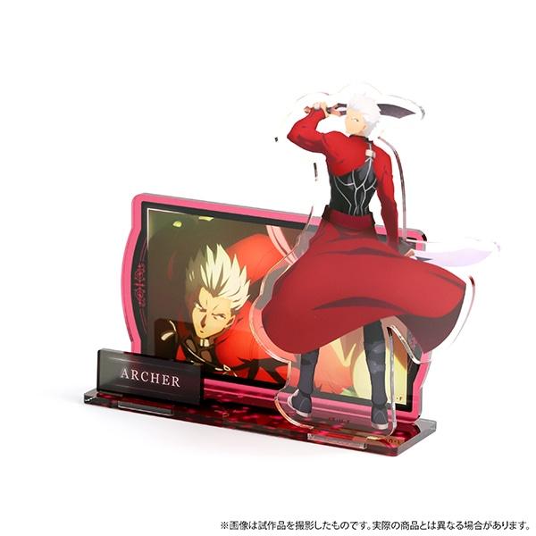 劇場版「Fate/stay night[Heaven's Feel]」 マルチアクリルスタンド アーチャー