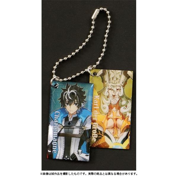 Fate/EXTELLA LINK メタルチャームコレクション Vol.1
