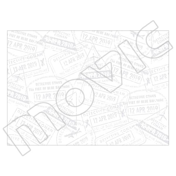 劇場版『名探偵コナン 紺青の拳(フィスト)』 クラフト表紙ノート