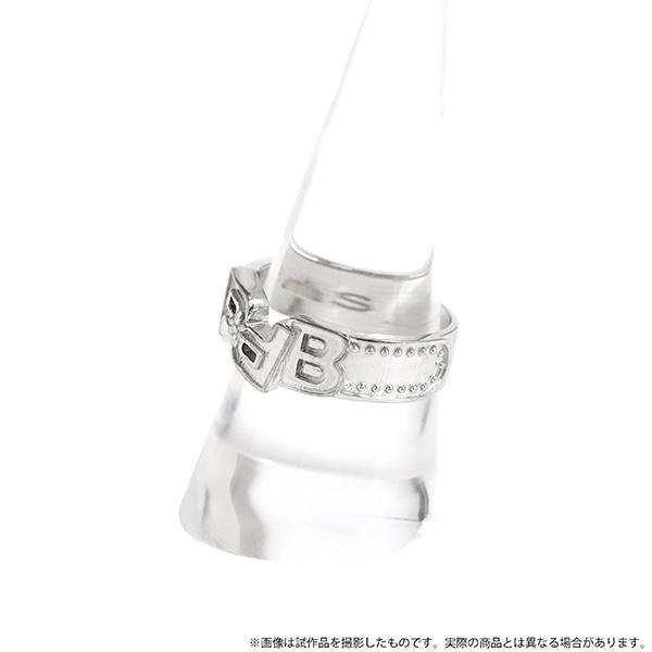 アイドルマスター ミリオンライブ! モチーフリング Jelly PoP Beans 19号【受注生産商品】