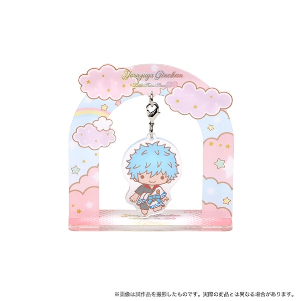 銀魂 ゆらゆらアクリルスタンドコレクション 銀魂×サンリオキャラクターズ