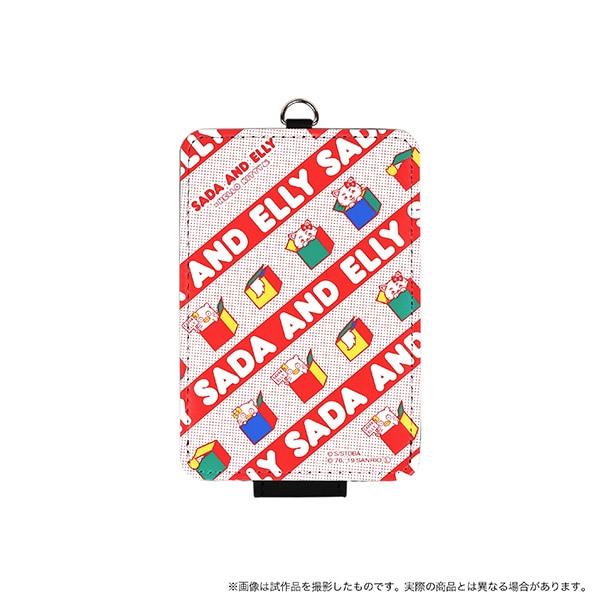 銀魂 パスケース サダアンドエリー 銀魂×サンリオキャラクターズ