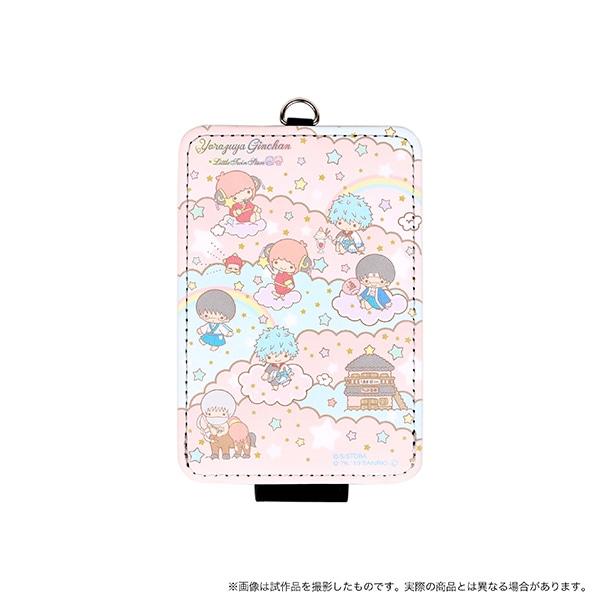 銀魂 パスケース 万事屋 銀魂×サンリオキャラクターズ