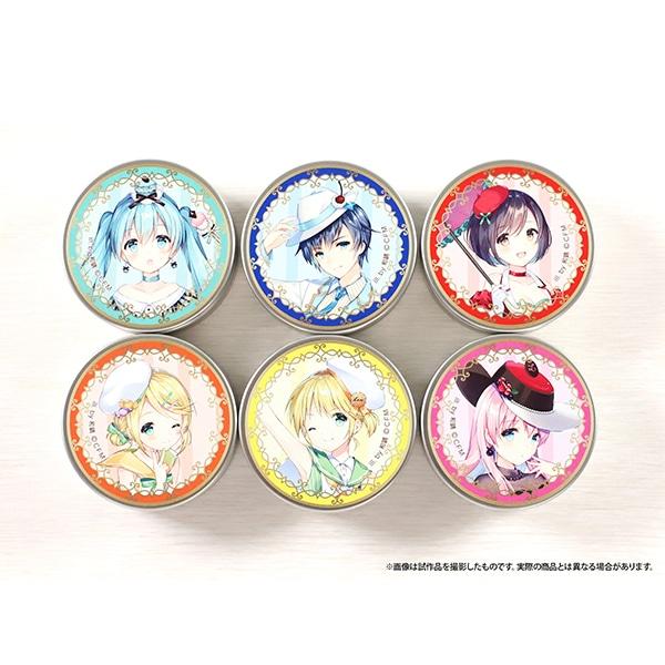 初音ミクシリーズ 缶入りキャンディ KAITO