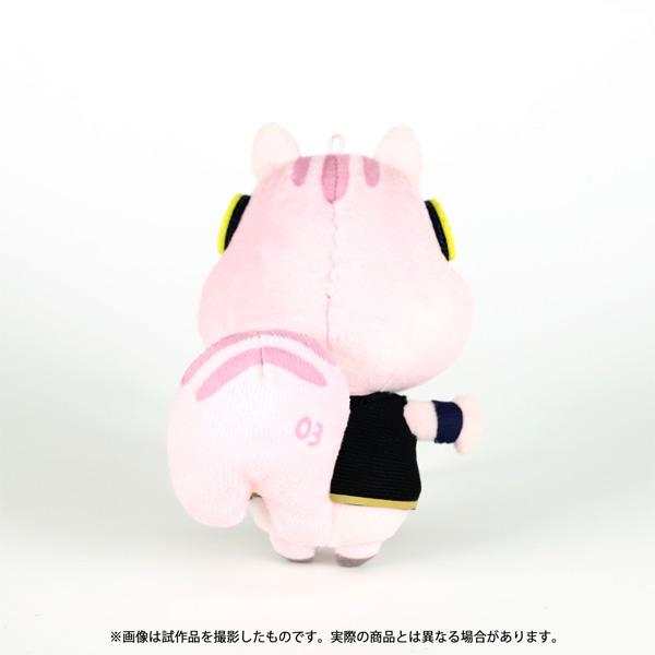 初音ミクシリーズ ぬいぐるみストラップ(イラストカード付き) しゅがお ルカリス