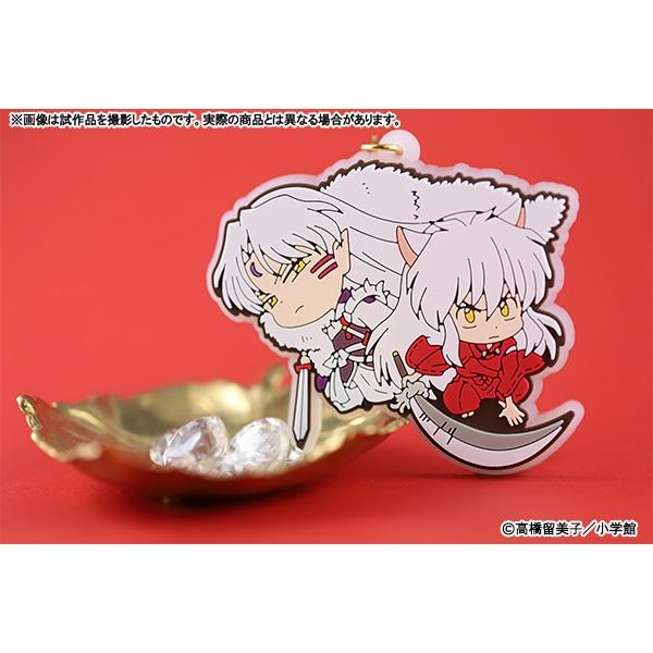 高橋留美子 ペア☆ラバーストラップコレクション(INU-YASYA Collection)