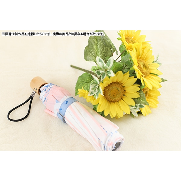 夏目友人帳 ニャンコ先生折りたたみ傘