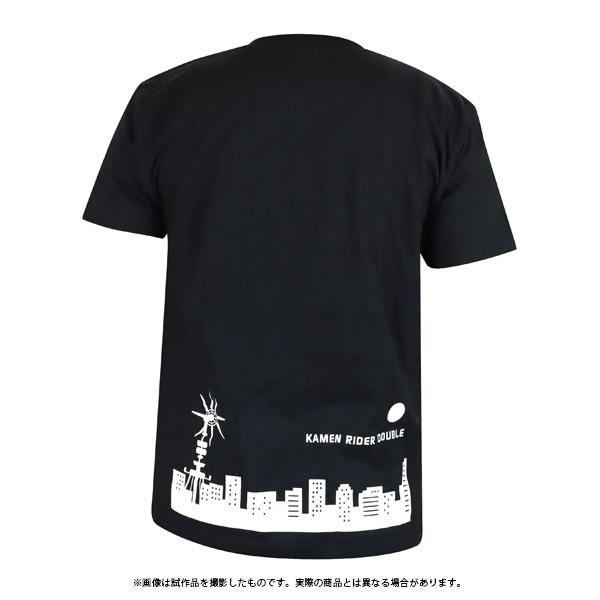 仮面ライダーW Tシャツ