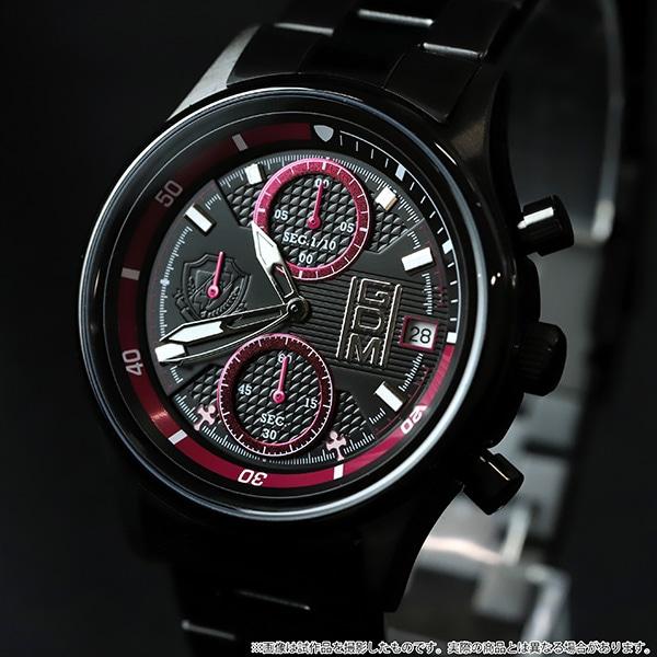 Angel Beats! 10周年記念腕時計 ガールズ・デッド・モンスター モデル【受注生産商品】