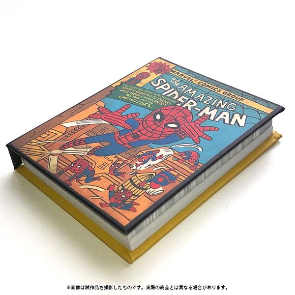 マーベル・コミック MARVEL COMIC STYLE MEMO BOOK スパイダーマン