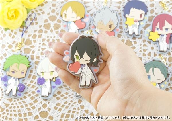 KING OF PRISM -PRIDE the HERO- ラバーストラップコレクション タキシード★PARTY!