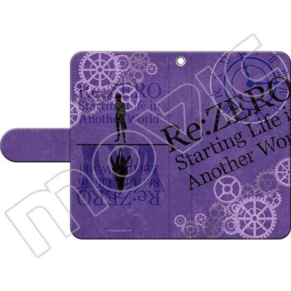 Re:ゼロから始める異世界生活 手帳型スマートフォンケース