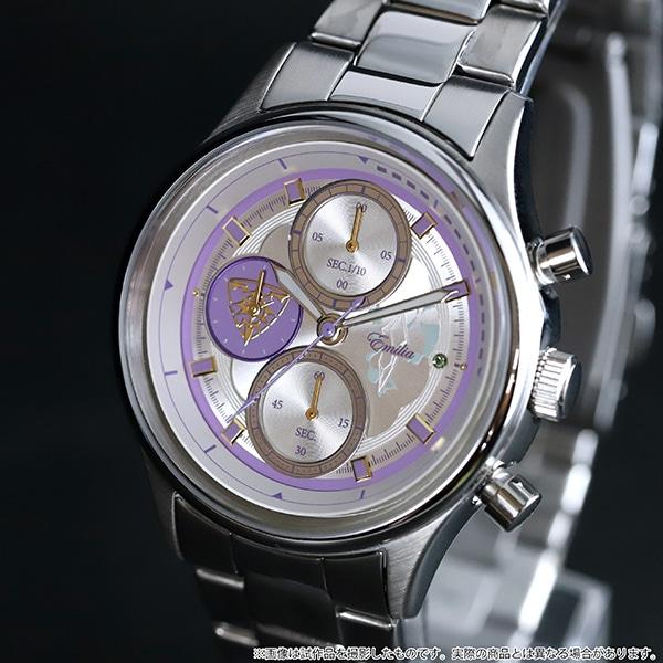 Re:ゼロから始める異世界生活 腕時計 エミリア【受注生産商品】